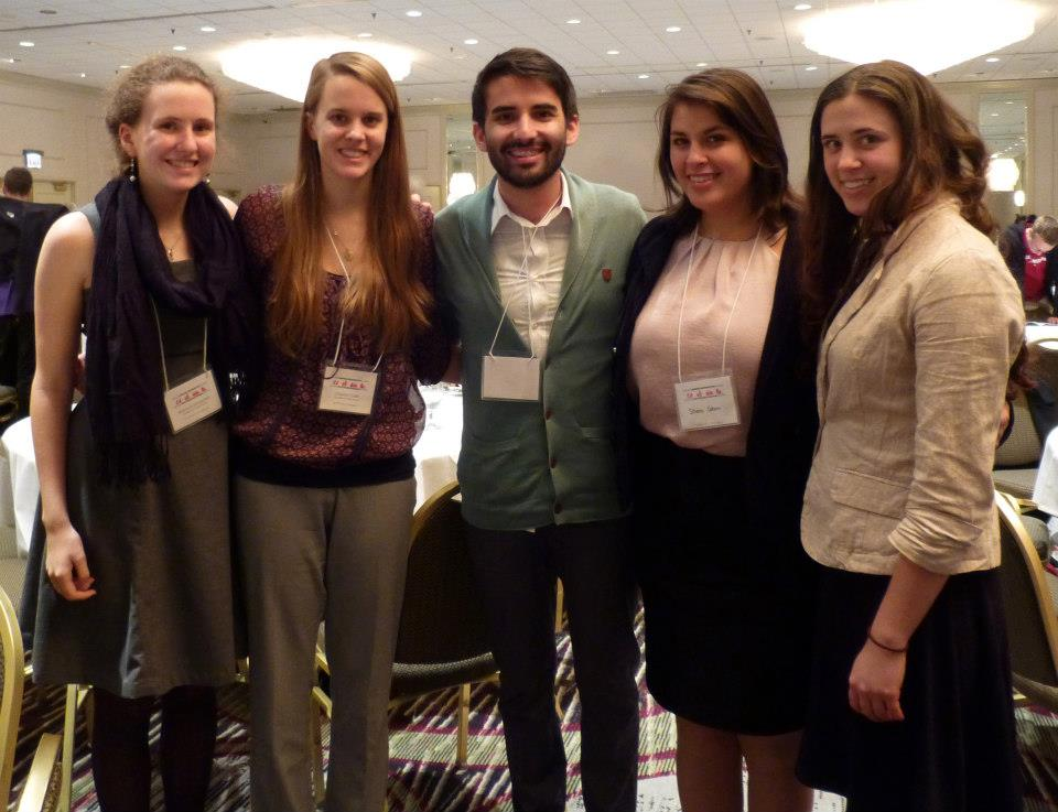 University of Puget Sound Students at NCPTW